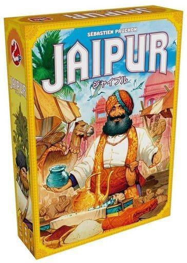 ジャイプル 新版 日本語版 (Jaipur)