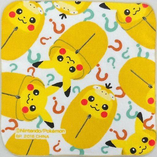 コダック タオルコレクション 「一番くじ ピカチュウねぶくろコレクション ねぶくろいっぱい」 K賞