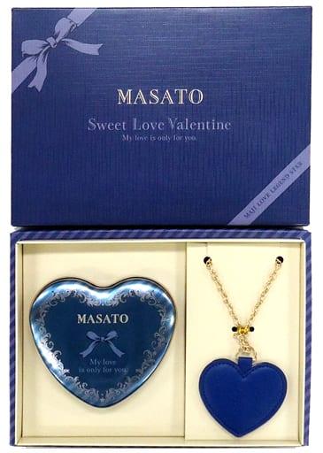 聖川真斗 バレンタインセット(缶+チャーム) 「うたの☆プリンスさまっ♪ マジLOVEレジェンドスター Sweets Love Valentine」
