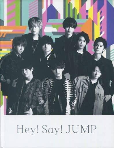 Hey! Say! JUMP フォトBook 2017(チケットファイル付) ジャニーズショップ限定