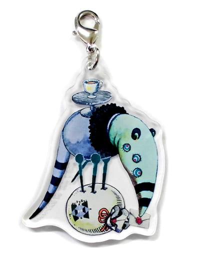 鏡の魔女の手下IV(バク) 魔女の手下アクリルチャーム 「一番カフェ マギアレコード 魔法少女まどか☆マギカ外伝」 ドリンク注文特典