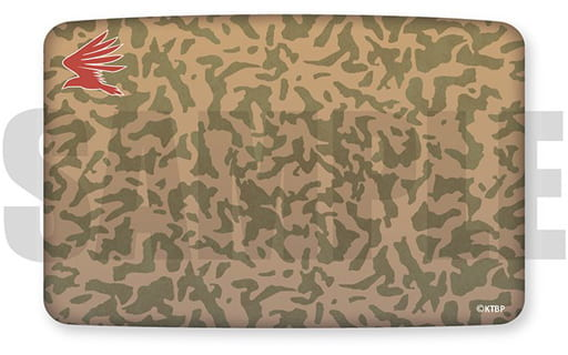 B.迷彩(キリエ仕様) カードケース 「荒野のコトブキ飛行隊」
