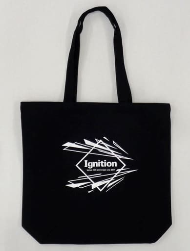 """sphere-スフィア- トートバッグ 「LAWSON presents Sphere 10th anniversary Live 2019""""Ignition""""」"""