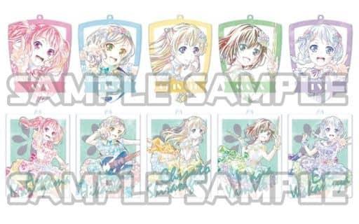 全10種セット 「BanG Dream! ガールズバンドパーティ! Ani-Art アクリルキーホルダー Pastel*Palettes vol.2」