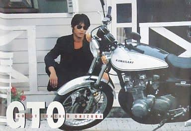 ポスター 反町隆史 「映画版 GTO」 劇場用配布ポスター(横柄)