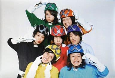 ポスター ∞レンジャー 「関ジャニ∞ TOUR 2009 PUZZLE」