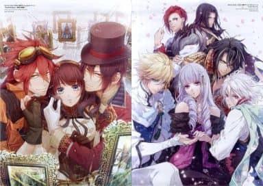 A3両面ポスター 「Code:Realize ~創世の姫君~/レンドフルール」 オトメイト×B's-LOG 新作プッシュ!キャンペーン品