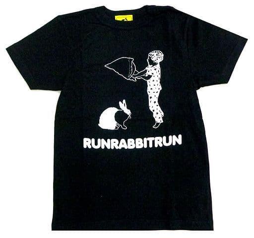 "BUMP OF CHICKEN Tシャツ ブラック Sサイズ 「2006 TOUR ""run rabbit run""」"
