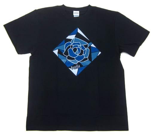 Roselia バンドイメージTシャツ ダークネイビー Mサイズ 「BanG Dream! ガールズバンドパーティ!」 ガルパライブ&ガルパーティ! in東京グッズ