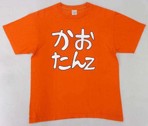 [単品] 村松香織(SKE48) 生誕記念Tシャツ オレンジ 2014年1月度グッズ