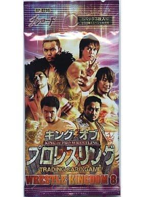 【 パック 】キング オブ プロレスリング ブースターパック 第六弾 WRESTLE KINGDOM 8
