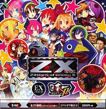 【ボックス】Z/X -Zillions of enemy X- EXパック 日本一ソフトウェア2[E04]