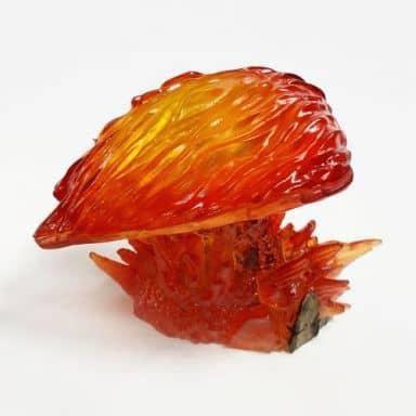 炎の怪円盤ファイヤードラゴン(彩色版) 「ゴジラ特撮大百科 Ver.1」