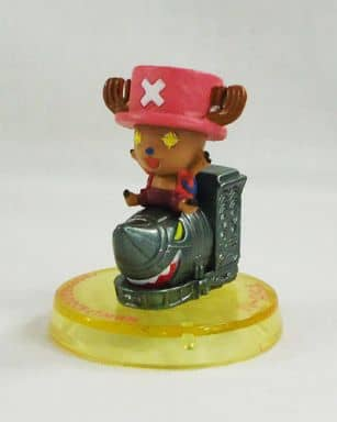 チョッパー&ロケットマン 「ワンピース コレクション 海賊団ヒーローズ」