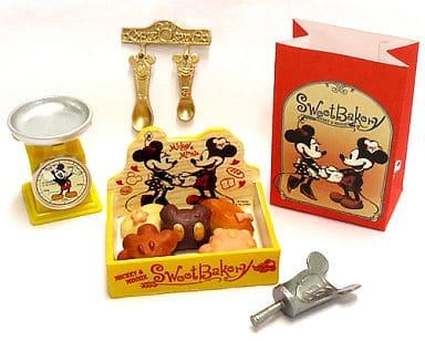 お好きな分だけどうぞ 「ディズニーキャラクター ミッキー&ミニー スイートベーカリー」