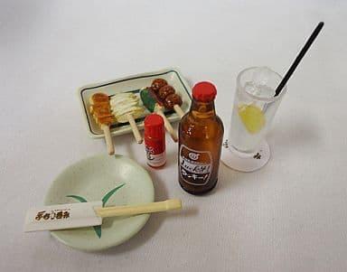 8.塩とタレ、どちらにしますか? 「ぷちサンプルシリーズ 居酒屋ぷち呑み」