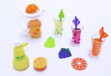 まるごとフルーツジュース 「ぷちサンプルシリーズ フルーツいっぱい」