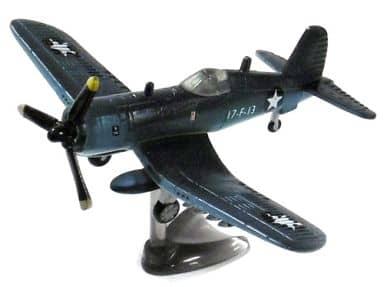53.F4U-1D コルセア(バージョン違い/右翼星マーク) 「チョコエッグ 世界の戦闘機シリーズ 第3弾」
