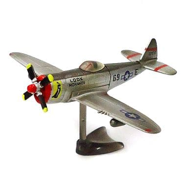 56.P-47D サンダーボルト 「チョコエッグ 世界の戦闘機シリーズ 第3弾」