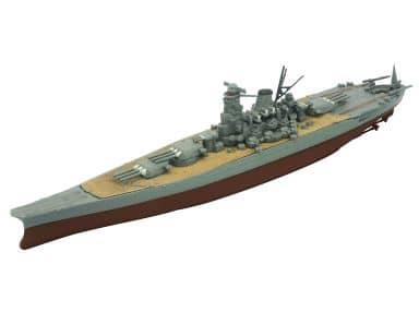01.戦艦 大和(フルハルVer.) 「艦船キットコレクション vol.5 レイテ沖 ~1944」