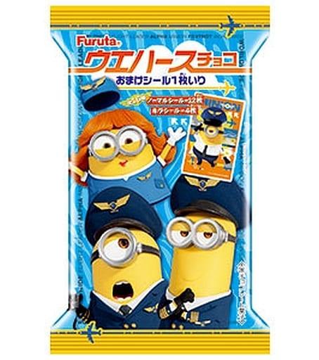 【BOX】ウエハースチョコ 怪盗グルーシリーズ