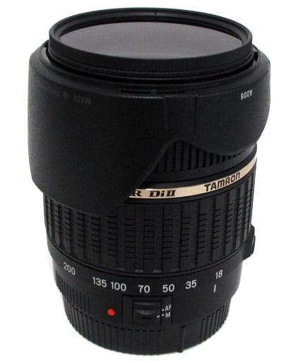 TAMRON Canon用 高倍率ズームレンズ AF18-200mmF/3.5-6.3 XR Di II LD Aspherical [IF] MACRO (Model A14) [A14-CI]