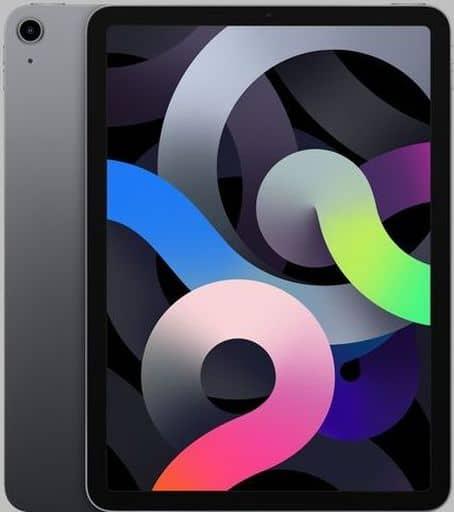iPad Air(第4世代)Wi-Fi 64GB (スペースグレイ) [MYFM2J/A]