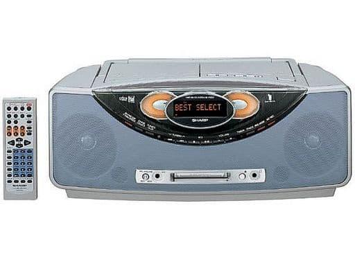 1ビットMD/CDシステム (ブルー) [SD-FX200-A]