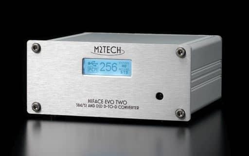 M2TECH USB DAコンバーター Evo DAC Two [Evo DAC Two]