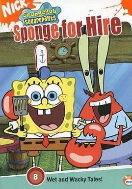 Spongebob SquarePants SPONGE FOR HIRE[輸入盤]