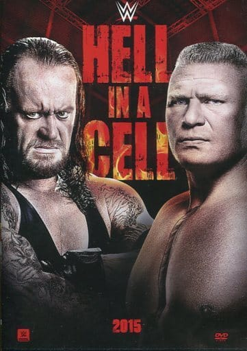 WWE HELL IN A CELL2015[輸入盤]