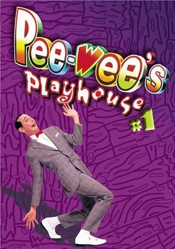 Pee-wee's Playhouse #1[輸入盤]