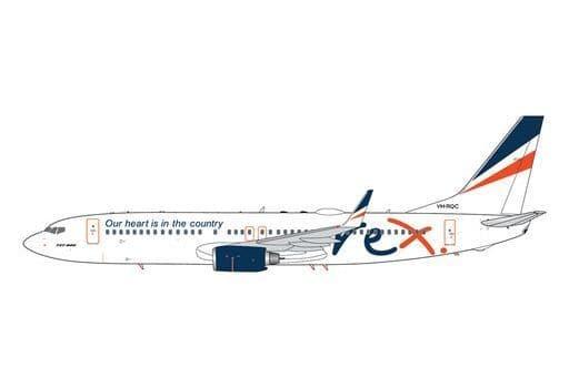 1/400 737-800 Regional Express (Rex) VH-RQC [GJRXA1985]