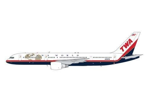 1/400 757-200 Trans World Airlines N725TW final livery [GJTWA1982]