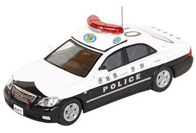 駿河屋 -<新品/中古>1/64 トヨタ クラウン 180系 徳島県警察広域自動車 ...