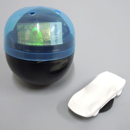 1/100 ランボルギーニ・ミウラ カプセル(ホワイト) 「超精密スーパーカー消しゴム」 [ELCMW001]