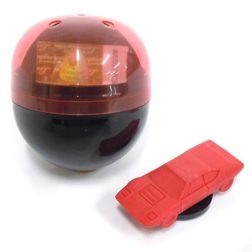 1/100 ランボルギーニ・ウラッコ カプセル(レッド) 「超精密スーパーカー消しゴム」 [ELCUR001]