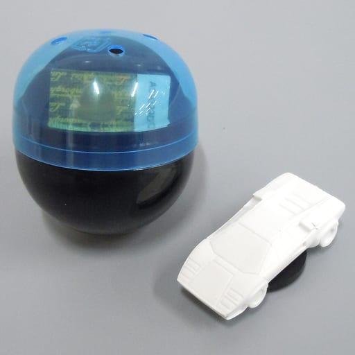 1/100 ランボルギーニ・カウンタック LP400S カプセル(ホワイト) 「超精密スーパーカー消しゴム」 [ELCLW001]