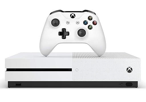 XboxOneS本体 500GB (Minecraft同梱版)(箱・説明書無し) (箱説なし)
