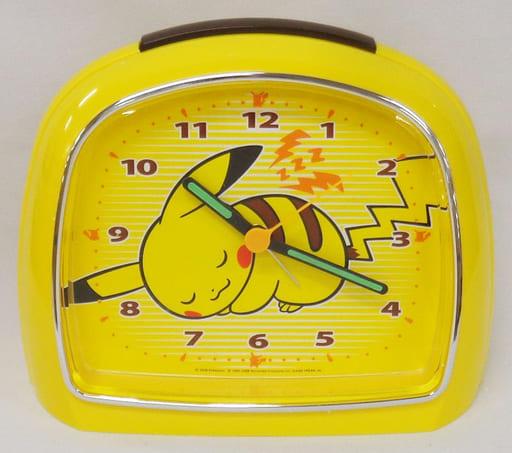 目覚まし 時計 ピカチュウ