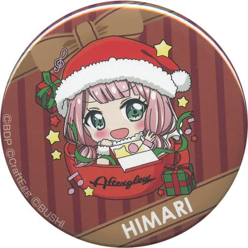 上原ひまり 「BanG Dream! ガールズバンドパーティ! CAFE アンコール! 缶バッジ(クリスマスちびキャラver.)」