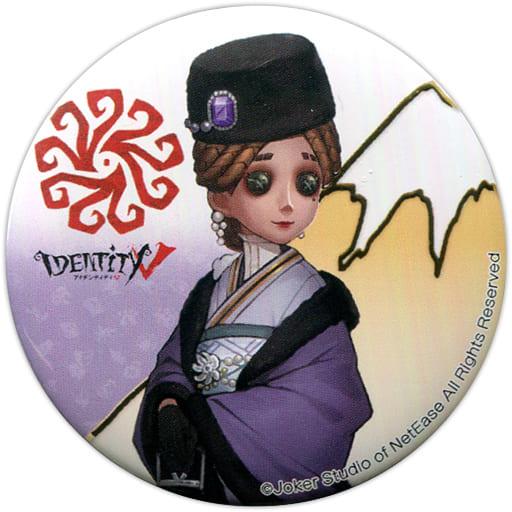 調香師(ウィラ・ナイエル) 「Identity V 第五人格×新宿マルイ 初詣 トレーディング缶バッジ」