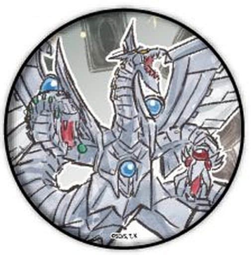 サイバー・エンド・ドラゴン 「遊☆戯☆王デュエルモンスターズGX 缶バッジ 02.グラフアートデザイン」