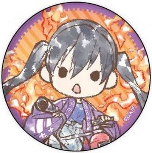 環古達 「炎炎ノ消防隊 缶バッジ 02.消防の日ver. グラフアートデザイン」