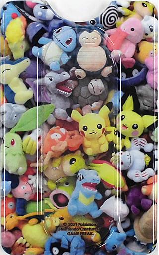 Pokemon fit大集合 リング付きカードケース 「ポケットモンスター」 ポケモンセンター限定