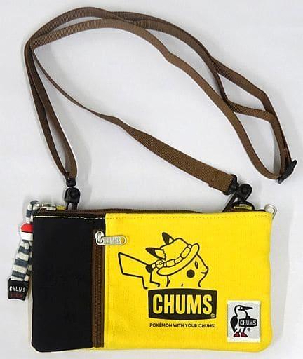 ピカチュウ スマートフォンショルダー POKEMON WITH YOUR CHUMS! 「ポケットモンスター」 ポケモンセンター限定