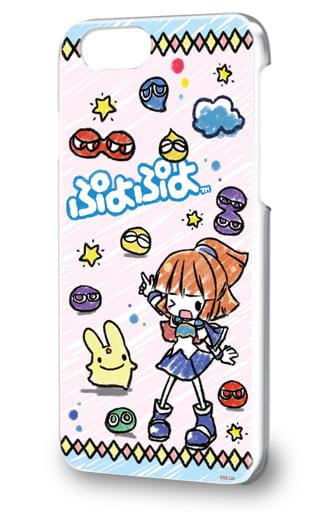03.アルル・ナジャ グラフアートデザイン ハードケース(iPhone6/6s/7/8兼用) 「ぷよぷよ」