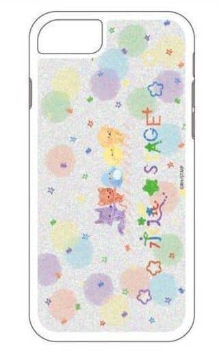 ☆☆永遠★STAGE☆☆ iPhone8/7/6/6s専用 グリッターiPhoneケース 「スタミュ」