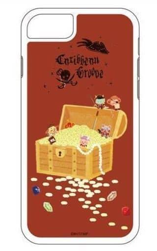 Caribbean Groove iPhone8/7/6/6s専用 グリッターiPhoneケース 「スタミュ」