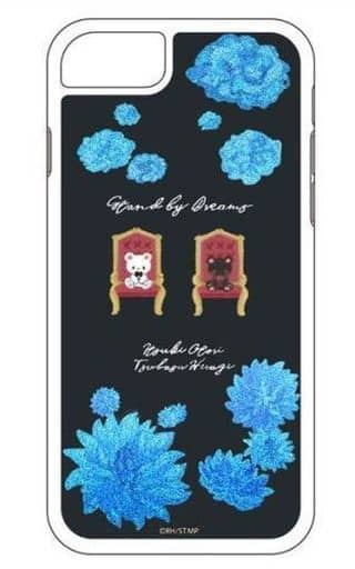 Stand by Dreams iPhone8/7/6/6s専用 グリッターiPhoneケース 「スタミュ」